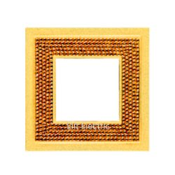 Рамка Fede Cristal De Luxe Art FD01291OR Bright Gold